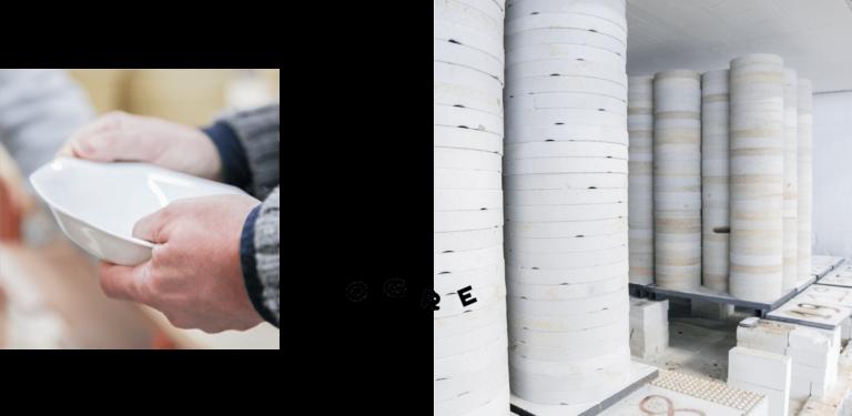 OGRE LA FABRIQUE, ligne de vaisselle française, éco-responsable, durable et abordable